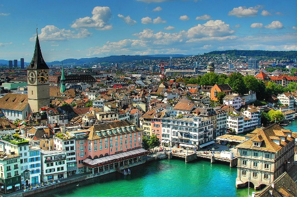 Holidays in Zurich