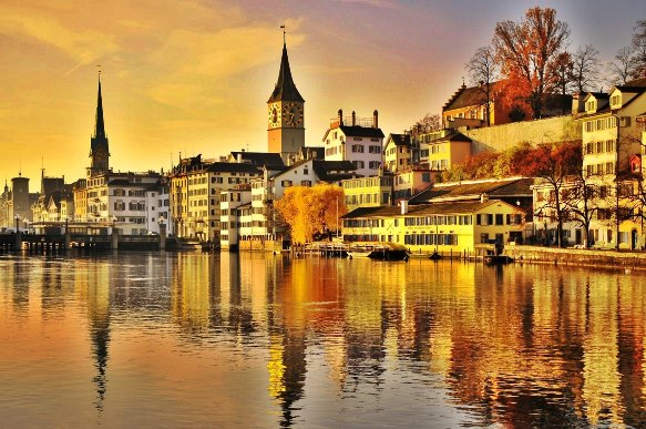 city Breaks to Zurich
