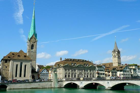 Zurich City Breaks From London Gatwick