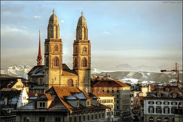 Zurich City Breaks From London Heathrow